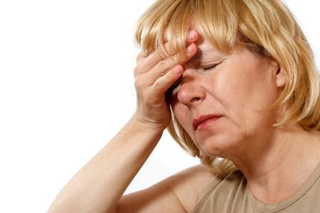 Bolesti hlavy v ženském přechodu